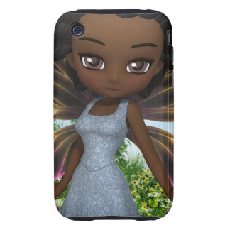 Lil Fairy Princess iPhone 3G/3GS Case-Mate Tough™ Tough iPhone 3 Case