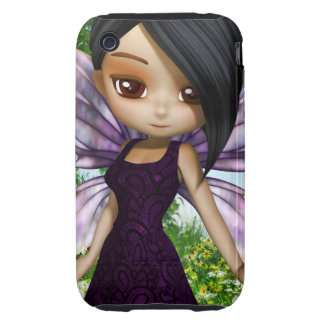 Lil Fairy Princess iPhone 3G/3GS Case-Mate Tough™ Tough iPhone 3 Cover