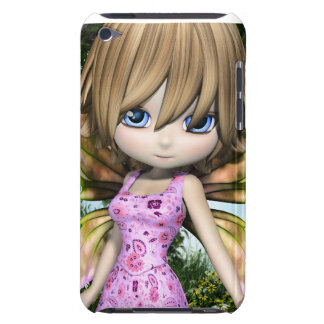 Lil Fairy Princess iPod Touch Case-Mate Barely The Barely There iPod Cases