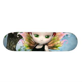 Lil Fairy Princess Skate Board