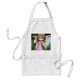 Lil Fairy Princess Standard Apron