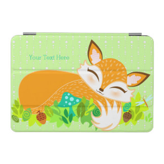 Lil Foxie Cub - Cute Custom iPad Cover