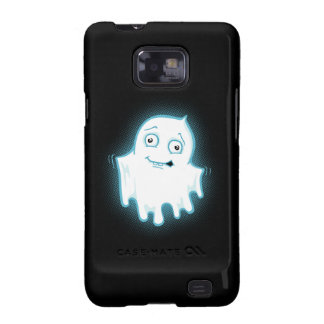 Lil Ghost Halloween Samsung Galaxy S2 Cases