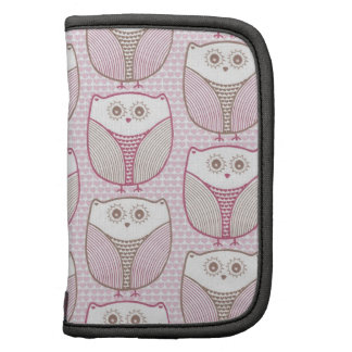 """Lil Heart Owl"" Folio Planners"