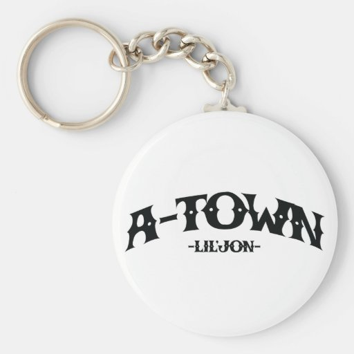"Lil Jon ""A-Town"" Keychains"