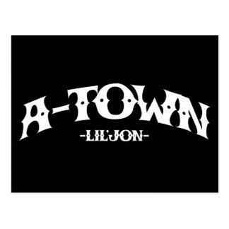 """Lil Jon """"A-Town"""" Postcard"""
