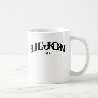 "Lil Jon ""ATL"" Basic White Mug"
