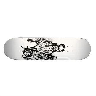 "Lil Jon ""Collaboration by Jim Mahfood and Lil Jon"" 20.6 Cm Skateboard Deck"