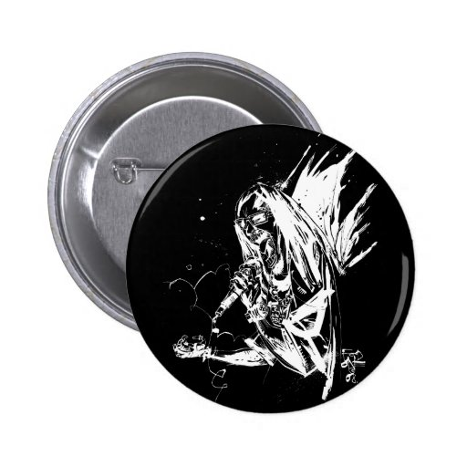"Lil Jon ""Collaboration by Jim Mahfood and Lil Jon"" Pin"