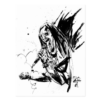 Lil Jon Collaboration by Jim Mahfood and Lil Jon Postcards