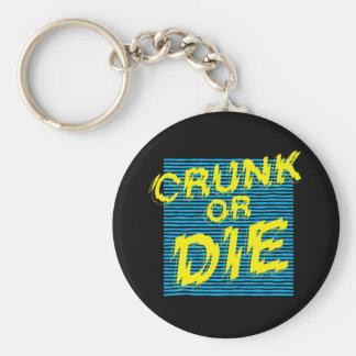 Lil Jon Crunk or Die Key Chains