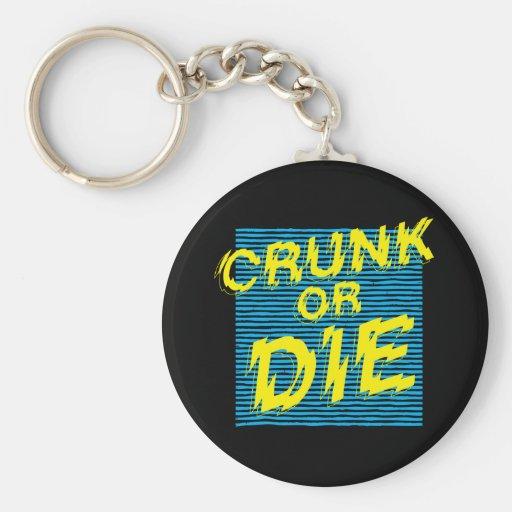 "Lil Jon ""Crunk or Die"" Key Chains"