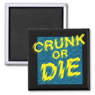 Lil Jon Crunk or Die Refrigerator Magnets