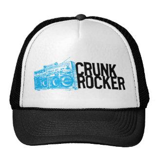 "Lil Jon ""Crunk Rocker Boombox Blue"" Mesh Hat"