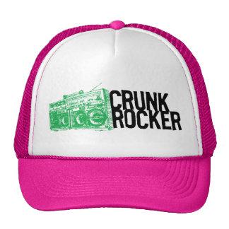 "Lil Jon ""Crunk Rocker Boombox Green"" Hat"