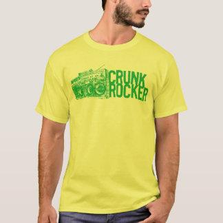 "Lil Jon ""Crunk Rocker Boombox Green"" T-Shirt"
