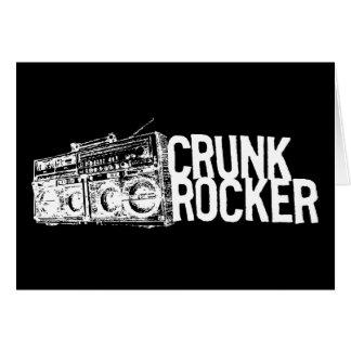 "Lil Jon ""Crunk Rocker Boombox White"" Cards"