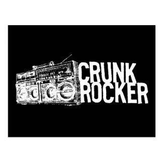 "Lil Jon ""Crunk Rocker Boombox White"" Postcard"