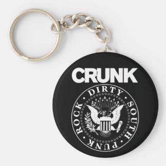 """Lil Jon """"Crunk Seal"""" Basic Round Button Key Ring"""