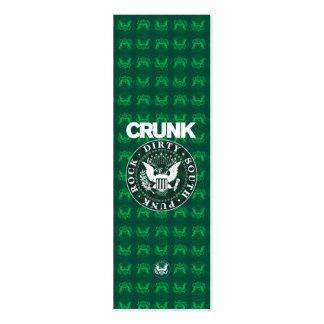 "Lil Jon ""Crunk Seal"" Business Card Templates"