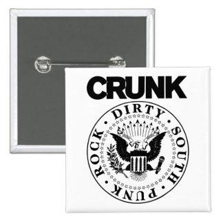 Lil Jon Crunk Seal Buttons