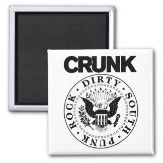 Lil Jon Crunk Seal Fridge Magnet