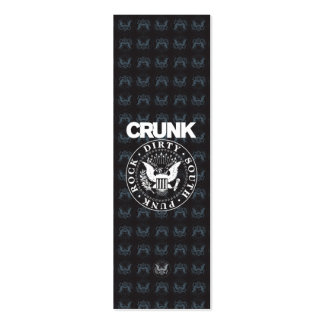 "Lil Jon ""Crunk Seal"" Pack Of Skinny Business Cards"