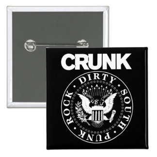 Lil Jon Crunk Seal Pins