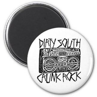 Lil Jon Dirty South Boombox Black Magnet