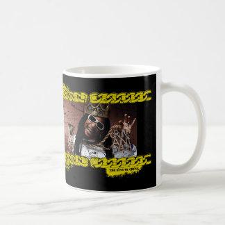 """Lil Jon """"King of Crunk"""" Basic White Mug"""