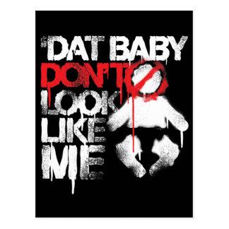 Lil Jon Shawty Putt- Dat Baby Don t Look Like Me Postcards