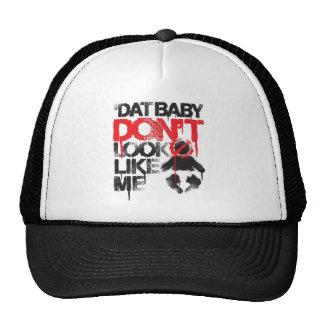 """Lil Jon """"Shawty Putt- Dat Baby Don't Look Like Me"""" Mesh Hats"""