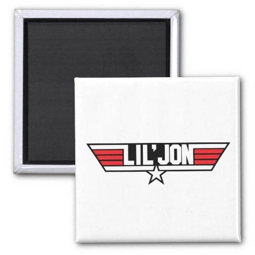 "Lil Jon ""Top Gun"" Fridge Magnets"