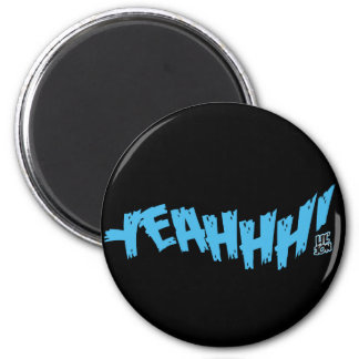 Lil Jon Yeeeah Blue Fridge Magnet