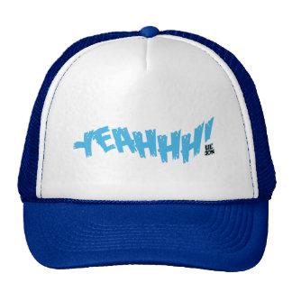 """Lil Jon """"Yeeeah!"""" Blue Hat"""