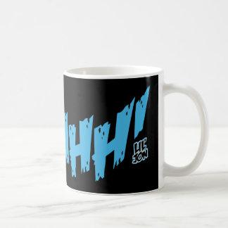 "Lil Jon ""Yeeeah!"" Blue Classic White Coffee Mug"