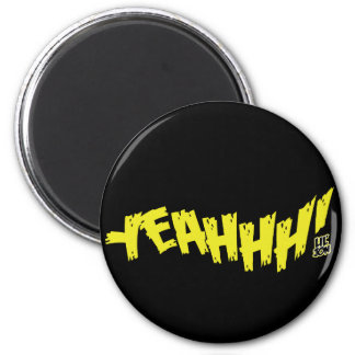 "Lil Jon ""Yeeeah!"" Yellow Fridge Magnets"