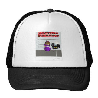 Lil Justice collection (#4pictureperfectpoloroid) Trucker Hat