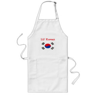 Lil' Korean Apron