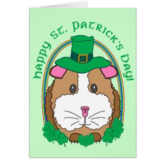 Lil Leprechaun Greetings Card