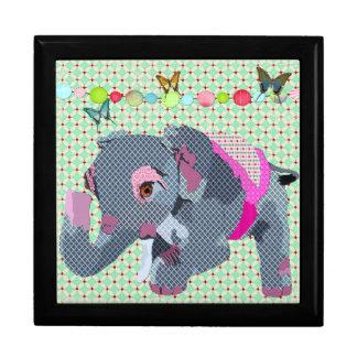 Lil' Lucky Elephant  Gift Box