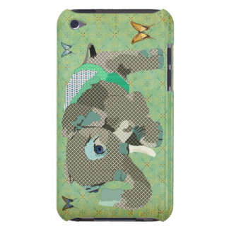 Lil Lucky Elephant iPod Case iPod Case-Mate Cases
