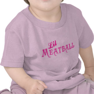 Lil Meatball Kids Shirts