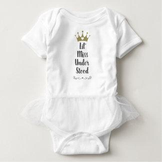 Lil' Miss Understood Baby Bodysuit