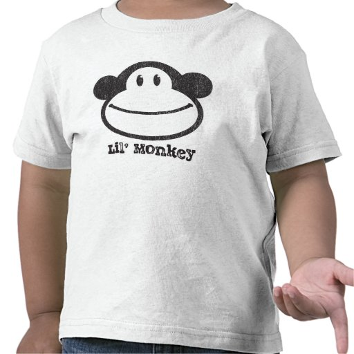 Lil' Monkey Shirt