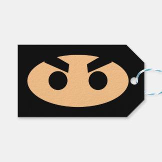 Lil Ninja Gift Tags