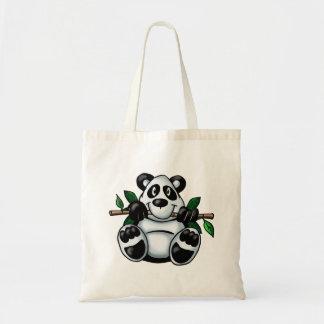 Lil Panda Tote Bag