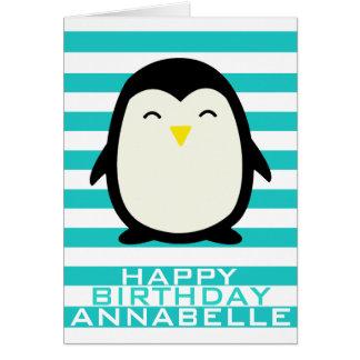 Lil' Penguin Card