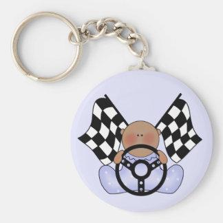 Lil Race Winner Baby Boy- Ethnic Key Chain