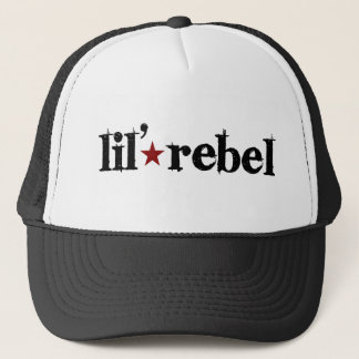 Lil Rebel Trucker Hat